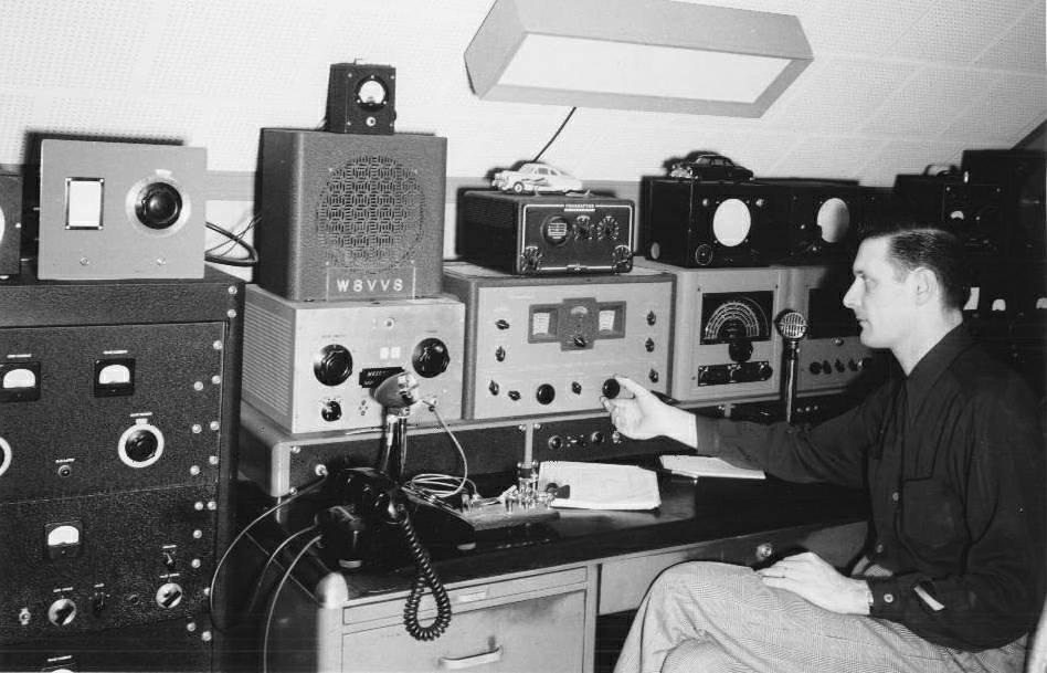 Universal Radio shortwave, amateur,
